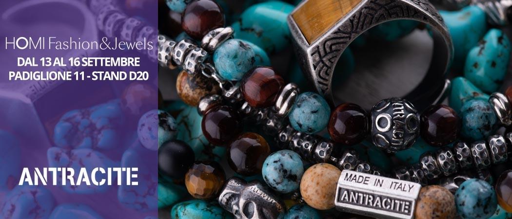 13 – 16 settembre Antracite a Homi Fashion&Jewels Fiera Milano